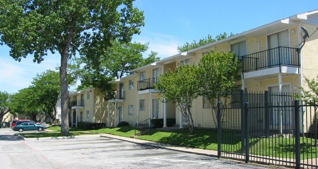 Apartment Grounds and Facility Maintenance